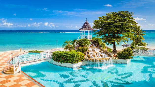 Jewel Resorts Pool