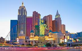 New York-New York Hotel & Casino in Las Vegas