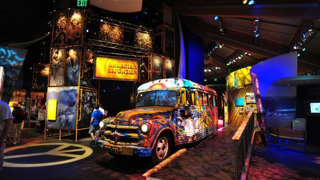 Woodstock Museum, Bethel Woods, New York