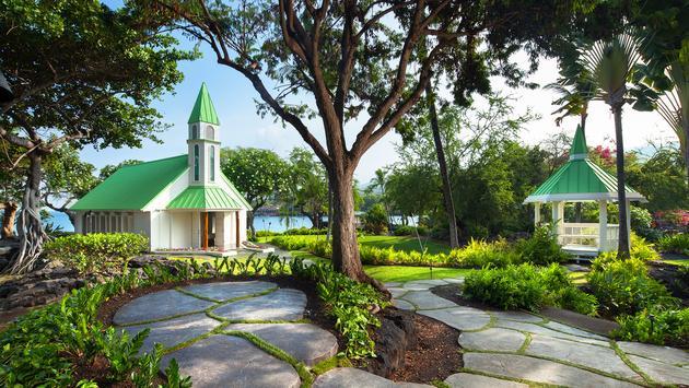 Chapel at the Outrigger Kona Resort and Spa
