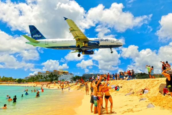 JetBlue Unveils New Service From New York to Guadeloupe Islands