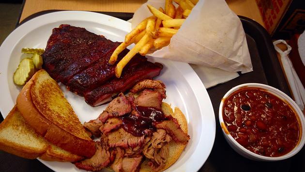 barbecue, Joe's, Kansas