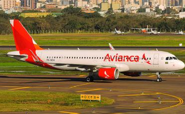 An Avianca Airbus A320