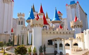 The Excalibur Hotel & Casino in Las Vegas
