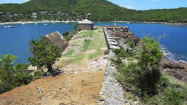 Fort Berkeley Antigua