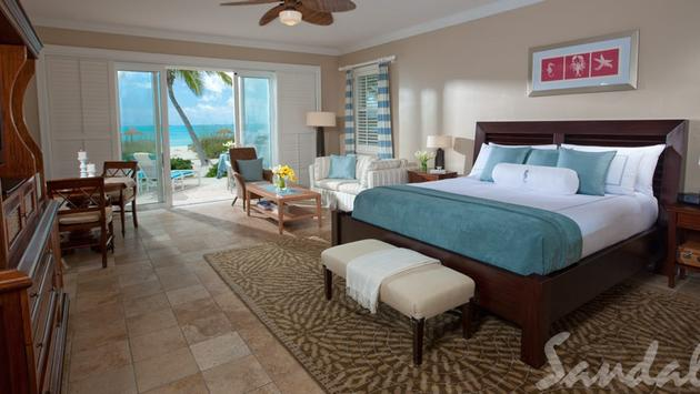 1 Free Night at Beachfront Honeymoon Walkout Butler Villa Suite