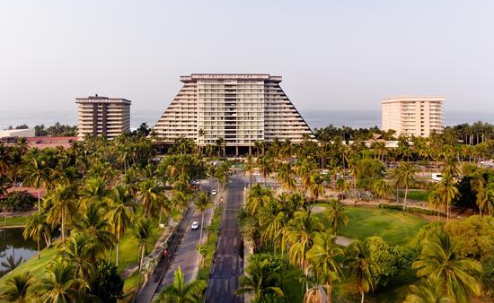 El icónico hotel de Acapulco Princess Mundo Imperial