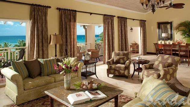 1 Free Night: President Clinton Oceanfront Penthouse Two Story Butler Suite