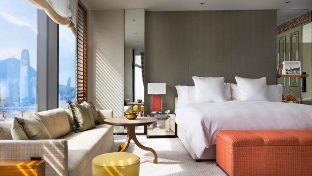 Rosewood Hong Kong, suite