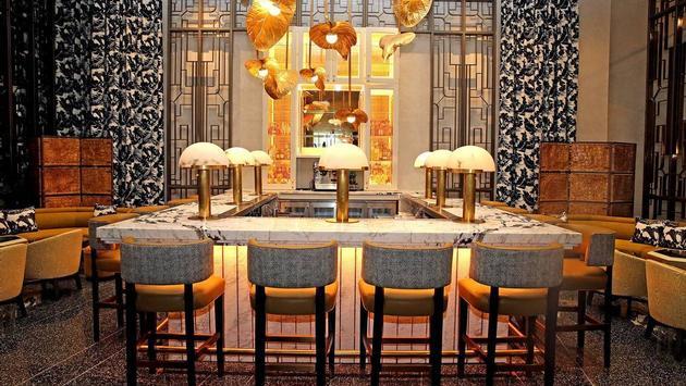 New lobby bar Ritz-Carlton South Beach