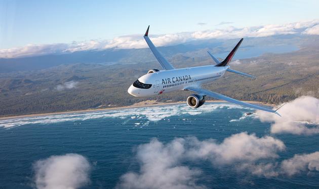 Boeing 737 MAX, Air Canada