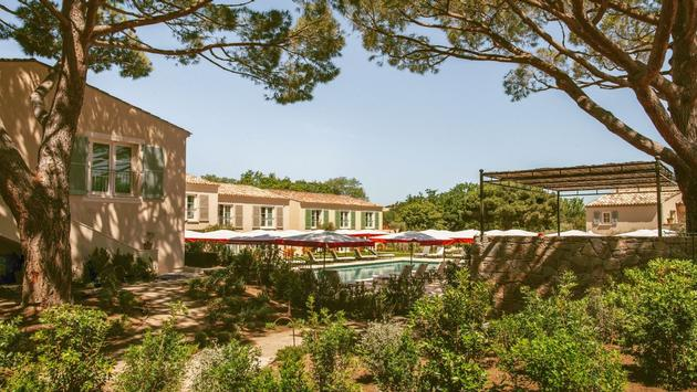 Small Luxury Hotels of the World - Hotel Lou Pinet