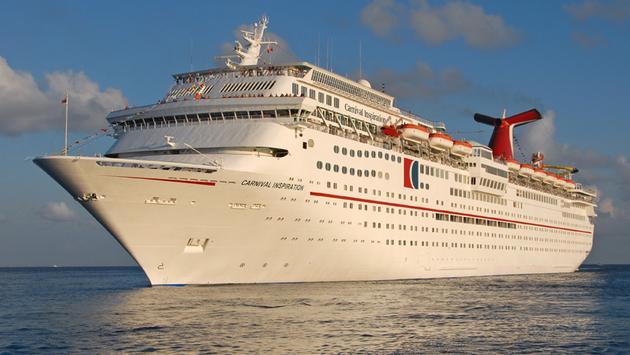 Carnival, Inspiration, cruise
