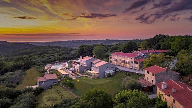 Small Luxury Hotels of the World - San Canzian Village & Hotel