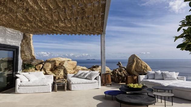 Small Luxury Hotels of the World - Panoptis Escape