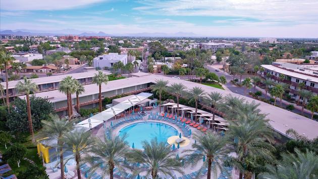Hotel Valley Ho, Scottsdale