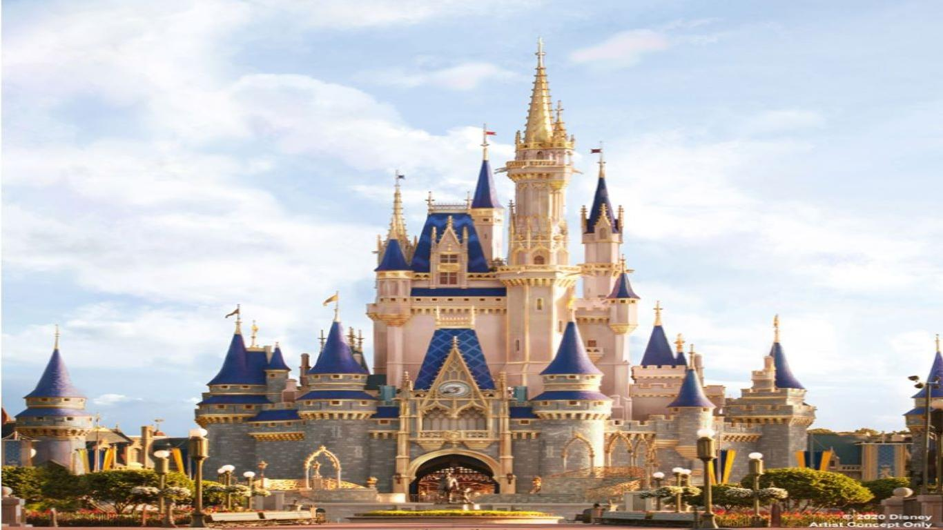 Cinderella's Castle Is Getting a Magical Makeover