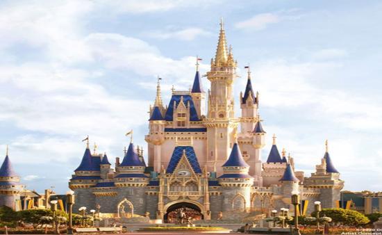 Cinderella's Castle - Walt Disney World Resort