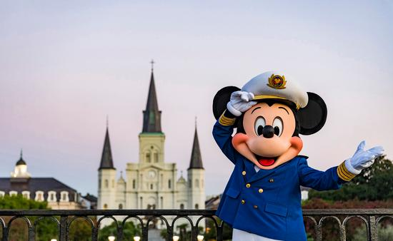 Disney Wonder will soon be calling New Orleans home for a little while