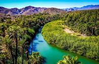 Mulege River in Baja California Sur