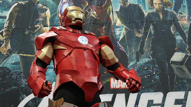 Iron Man at Wondercon