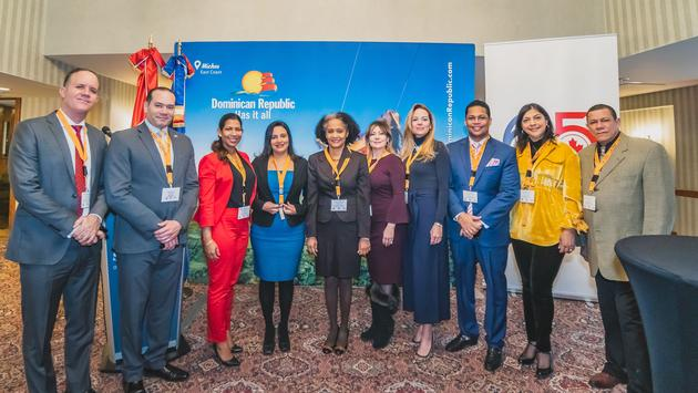 Cérémonie d'ouverture Festival gastronomique et culturel de la République dominicaine à Ottawa