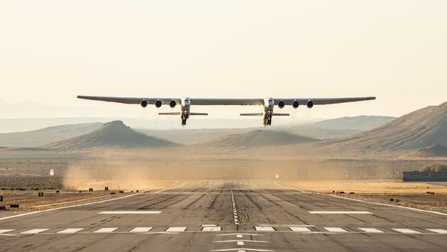 Stratolaunch, aircraft, plane