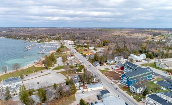 The Dörr Hotel to open in Wisconsin's Door County in late May 2021