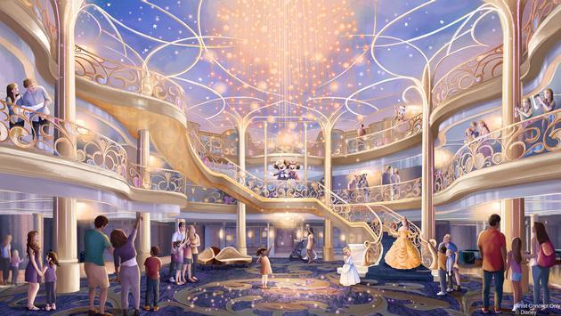Disney, Cruise, Line