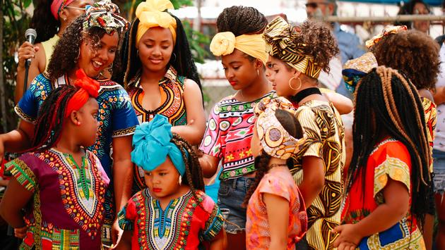 Puerto Rico's present-day African influences date to its colonial period. (Photo courtesy of Discover Puerto Rico)