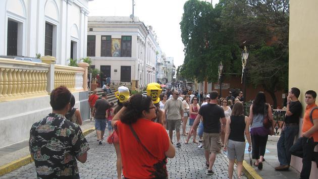 San Juan Puerto Rico Old City