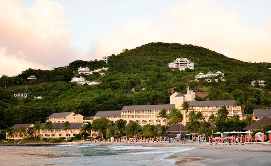 Exterior shot of BodyHoliday in St. Lucia