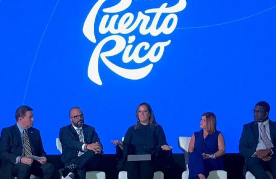 Discover Puerto Rico panel