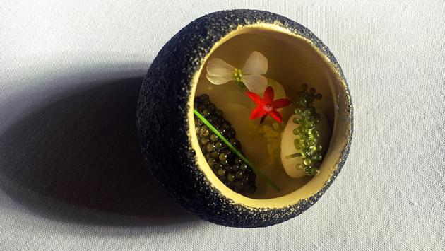 Caviar at Oriole