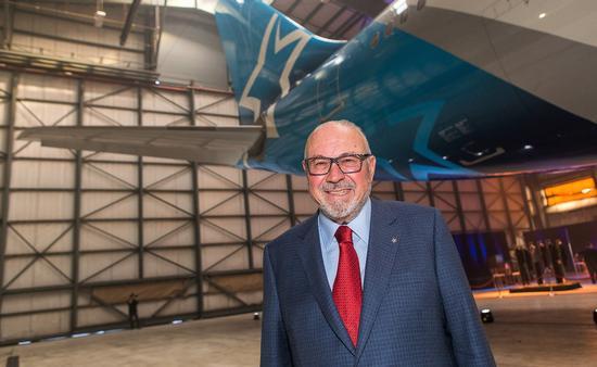 Air Transat Founder Jean-Marc Eustache