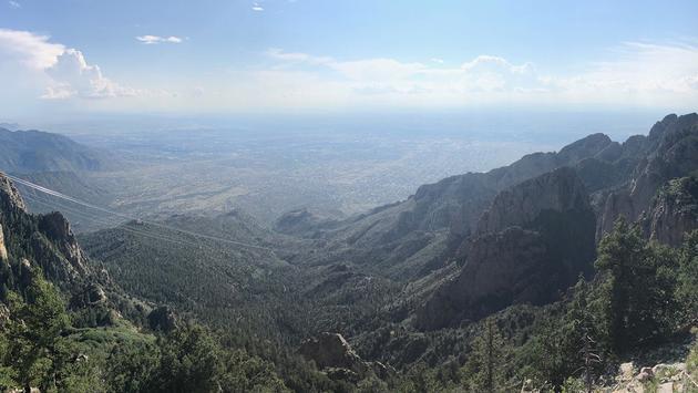 Albuquerque Sandia Peak