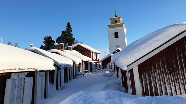 Gammelstad UNESCO World Heritage Site, Finland