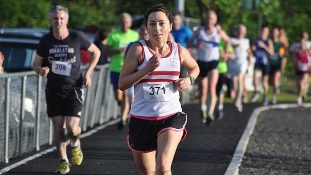 Patrick Bell 5KM Road Race in Meath, Ireland