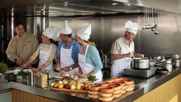 AmaWaterways Cooking Class