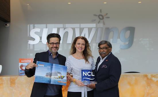 Sunwing and Norwegian Cruise Line