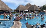 Hard Rock Hotel Riviera Maya pool