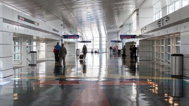 Dallas-Fort Worth, Airport, Terminal