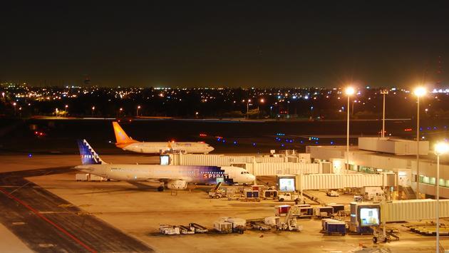 Florida, airport, travel