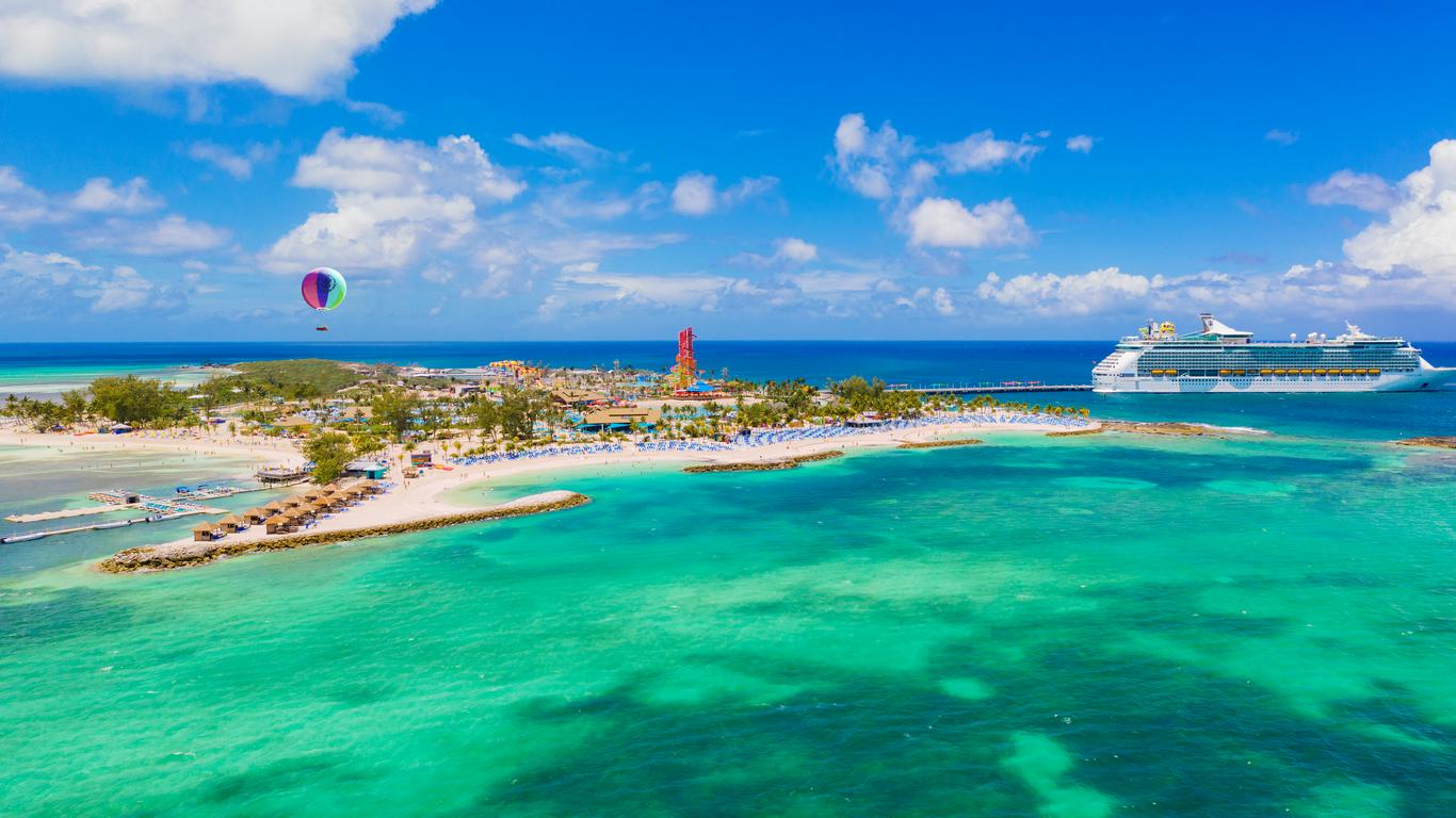Cruise Lines Private Islands Status After Hurricane Dorian