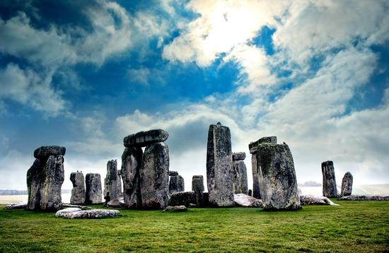 Stonehenge, United Kingdom.