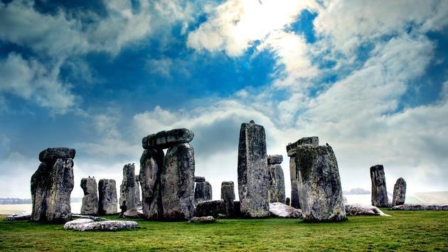 Stonehenge, United Kingdom.