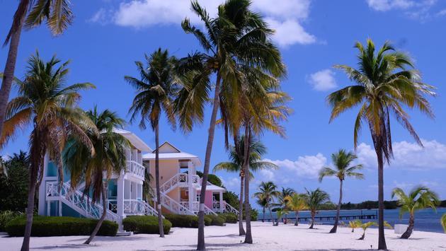 The Southern Cross Club es un fabuloso sitio para bucear y pescar en Little Cayman. Hay una alberca y una playa muy bonita.