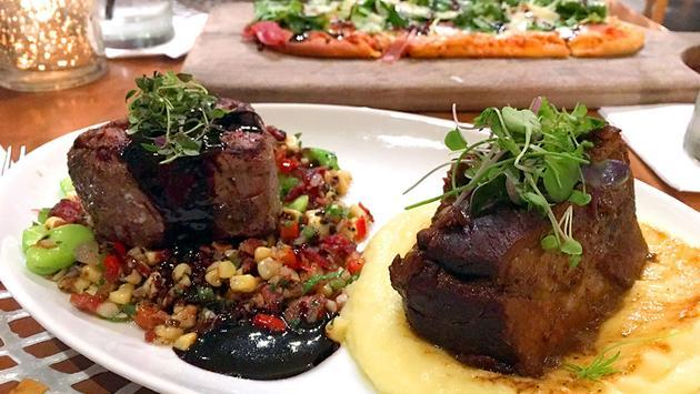 Duo of Beef from THE LOT at San Diego's Liberty Station