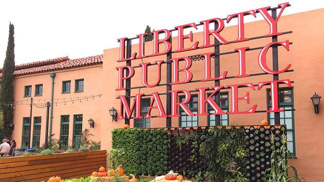 Liberty Public Market at San Diego's Liberty Station