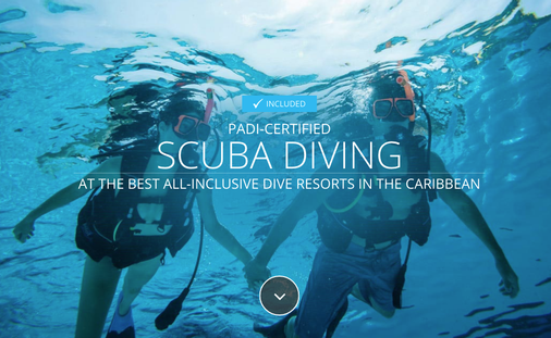 Daily Scuba Diving at Sandals Resorts